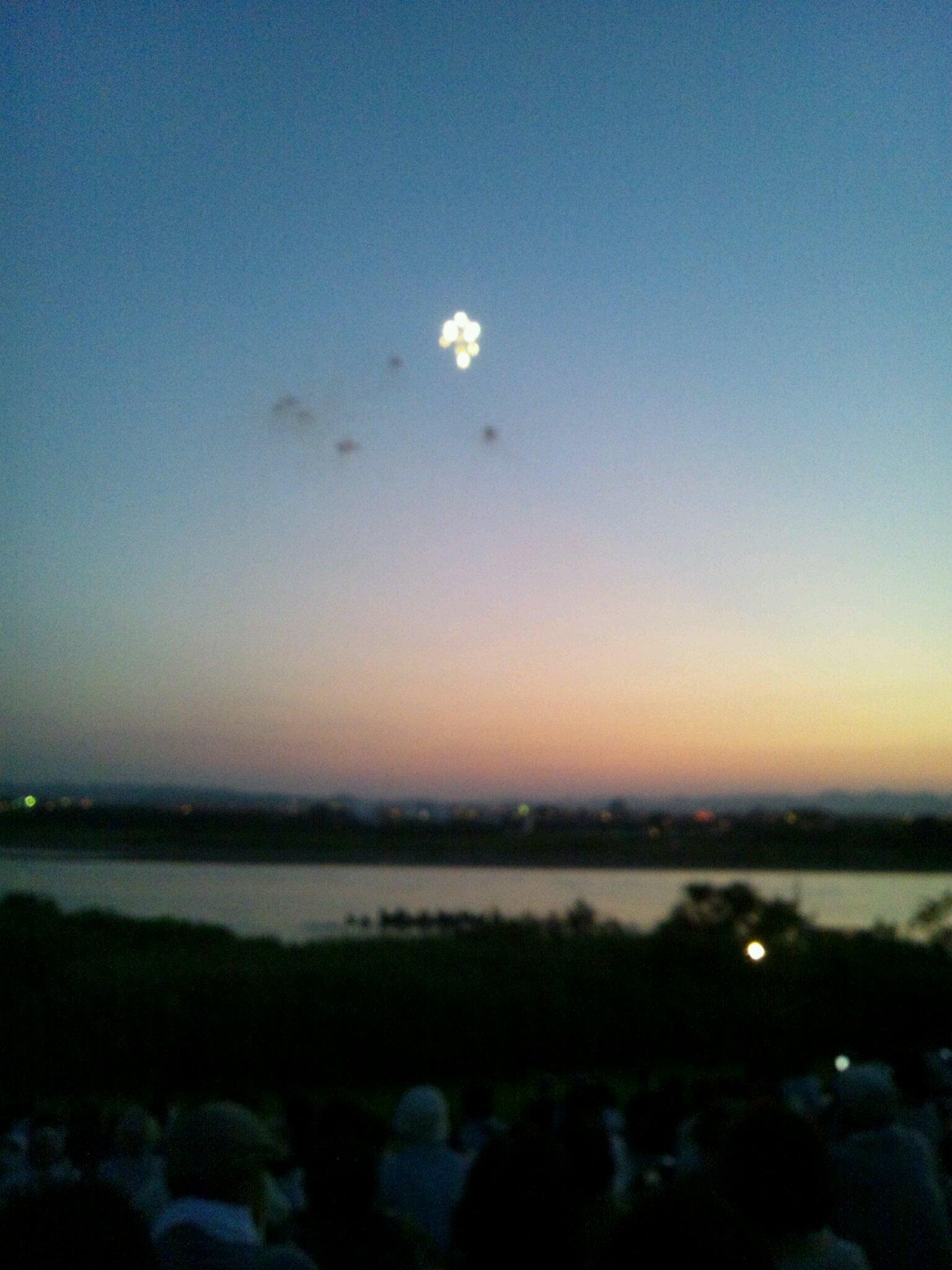 長岡花火大会12 と この空の花